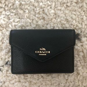 COACH Envelope Card and Key Case